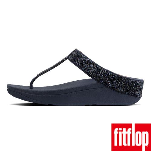 【FitFlop】FINO QUARTZ TOE-THONGS(午夜藍)