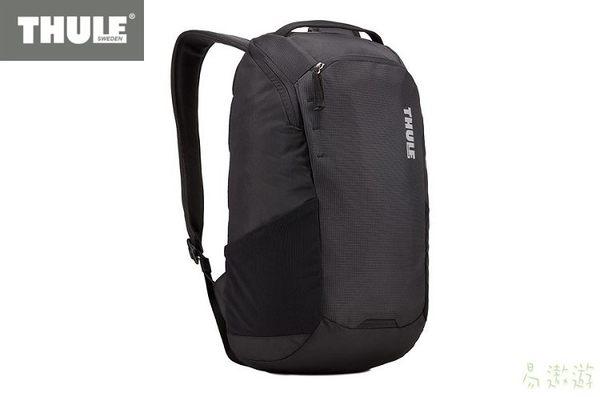 Thule 瑞典 筆記型電腦背包 EnRoute 14L 黑 3203586 旅行背包 休閒背包 健行背包 [易遨遊]
