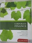 【書寶二手書T1/大學商學_EEV】Corporate Finance: Core Principles…_Stephen A. Ross