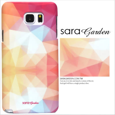 3D 客製 韓版 撞色 漸層 粉黃 Samsung Galaxy 三星 S6 S7 J7 2016 A9 Note2 Note3 Note4 Note5 Note7 ASUS Zenfone3 手機殼
