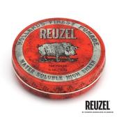 REUZEL Red Pomade 紅豬中強水性髮油 113g