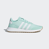 Adidas Originals FLB_Runner W [DB2122] 女鞋 運動 休閒 綠 白