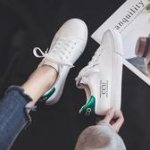 內增高女鞋2019春季新款韓版基礎小白鞋百搭學生顯瘦增高鞋子厚底