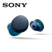 SONY重低音真無線耳道式耳麥WF-XB700-L 藍色