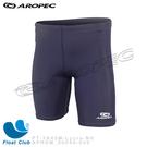 AROPEC 男款萊克游泳短褲(深藍) - Marlin 旗魚 (限量版)