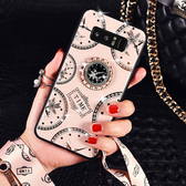 三星 S8 S9 Plus 手機殼 時尚 全包軟邊 掛繩 支架 指環防摔 保護殼 保護套 手機套 創意指環 S9+ S8+