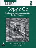 二手書博民逛書店《Copy and Go: Ready-Made Interactive Activities for Busy Teachers》 R2Y ISBN:0131104977