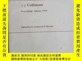 二手書博民逛書店罕見collisions134(P2136)Y173412