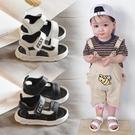 兒童涼鞋 寶寶涼鞋男1-2歲皮質夏季兒童學步鞋女軟底小孩兒童男童小童鞋 5色