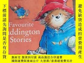 二手書博民逛書店Favourite罕見Paddington Stories Michael BondY15335