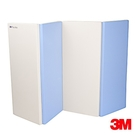 3M 折疊式雙面遊戲地墊 -天空藍