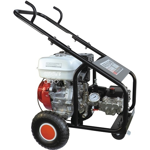 [ 家事達 ] 物理牌 9HP 引擎式 強力高壓洗淨機 高壓清洗 洗車機