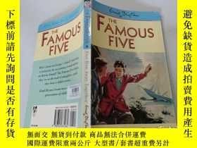 二手書博民逛書店Five罕見Run Away Together: 五個人一起逃跑Y200392