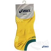 亞瑟士ASICS 糖果配色腳踝襪(黃/綠) Z11401-0841【 胖媛的店 】