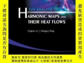 二手書博民逛書店Analysis罕見Of Harmonic Maps And Their Heat FlowsY307751
