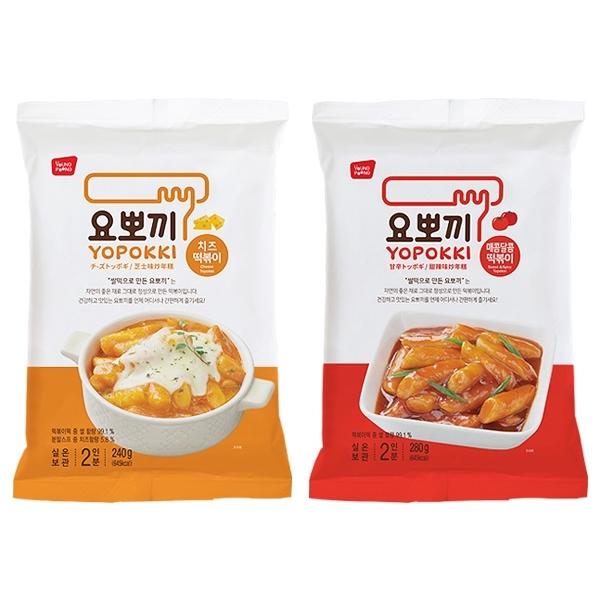 韓國辣炒年糕袋裝