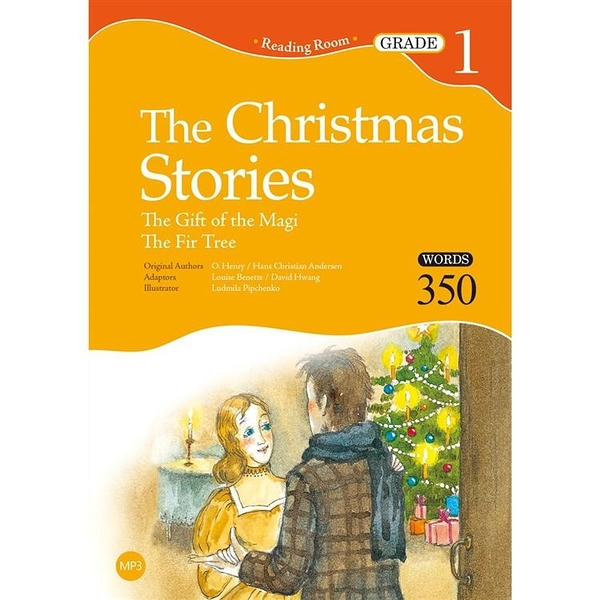The Christmas Stories: The Gift of the M