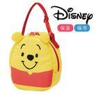 迪士尼 便當袋 手提袋 保溫保冷 小熊維尼 Disney 日本正版 該該貝比日本精品 ☆