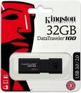 全新 金士頓 Kingston DT100G3/32GB USB 3.0 隨身碟