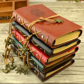 旅行日記本歐式複古空白手繪本