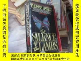 二手書博民逛書店The罕見SILENCE of the LAMBSY171502