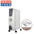 禾聯 11葉片電暖器 HOH-15M11Y