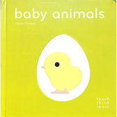 Touch Think Learn:Baby Animals 動物寶寶 厚紙硬頁認知書