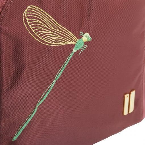 SUMDEX平板都會三用後背包NOD-765CR-DG紅色(蜻蜓版)