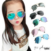 Glows.歐美雷朋小孩兒童抗UV400水銀偏光太陽眼鏡【f5040】911 SHOP