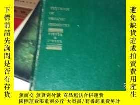 二手書博民逛書店textbook罕見of organic chemistryY1
