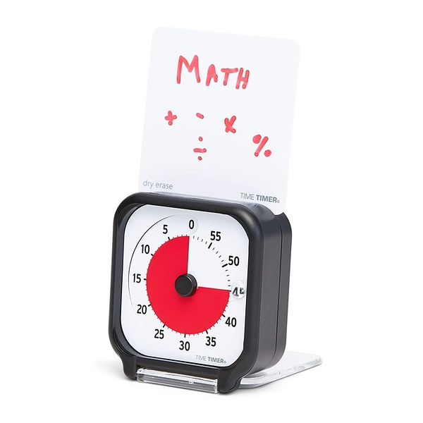 [9美國直購] (學校特別版) Time Timer 3 inch Visual Timer 60 Minute Kids Desk B08FBK8RBR