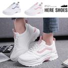 [Here Shoes]底厚5cm 皮革...