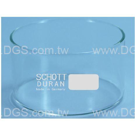 《SCHOTT》結晶皿 Dish,Crystalizing