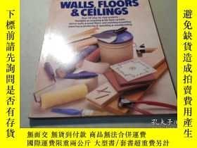 二手書博民逛書店WALLS罕見FLOORS & CEILINGSY20470 J