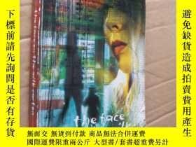 二手書博民逛書店the罕見face on the milk cartonY146