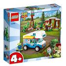 樂高積木 LEGO《 LT10769 》2019 年 Juniors 系列 - Toy Story 4 RV Vacation╭★ JOYBUS玩具百貨