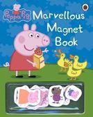 Peppa Pig:Marvellous Magnet Book 佩佩豬的神奇磁鐡書