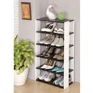 鞋櫃 鞋架 收納【收納屋】 簡易收納五層鞋櫃&DIY組合傢俱
