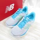 New Balance 緩震跑鞋 輕量 慢跑鞋 女款 D楦 W880S11 灰藍【iSport愛運動】