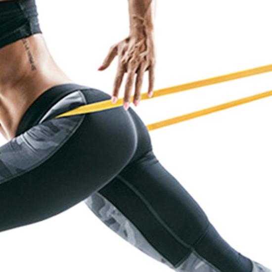 拉力帶 8-15磅 彈力帶 天然乳膠 彈力繩 阻力帶 健身 拉力繩 重訓 肌力 伸展【S003】米菈生活館