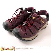 女運動鞋 護趾防撞水陸兩用運動涼鞋 魔法Baby