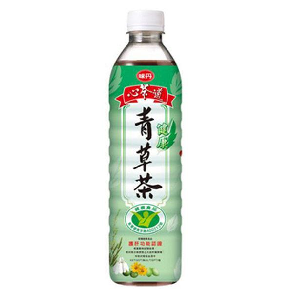【味丹】青草茶24瓶(600ml/瓶)