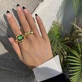 指環女復古竹節戒指裝飾個性食指戒【小酒窝服饰】