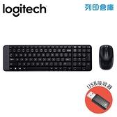 Logitech 羅技 MK220無線滑鼠鍵盤組(USB接收器)