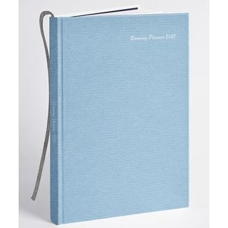 時間感手帳Running Planner2021 晴山藍