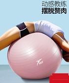 瑜伽球加厚防爆健身球兒童孕婦助產專用健身瑜珈球大 童趣屋  新品