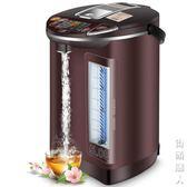 電熱水瓶自動保溫一體家用304不銹鋼沖奶粉恒溫燒水壺大容量 220vNMS街頭潮人