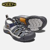 KEEN 男款 織帶涼鞋Newport Hydro 1018816 / 城市綠洲 (水陸兩用、輕量、戶外休閒鞋、運動涼鞋)