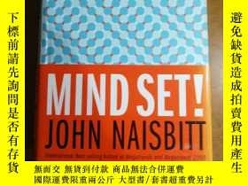 二手書博民逛書店Mind罕見Set!: Reset Your Thinking and See the Future(心態!:重新