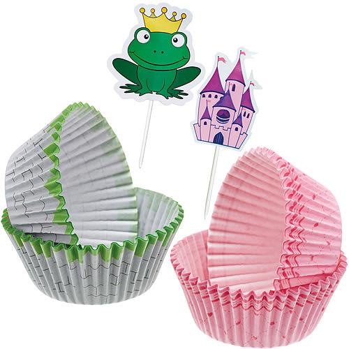 《Sweetly》蛋糕紙模裝飾組(青蛙王子)